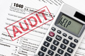 In an IRS Audit, don't go it alone. We can help!